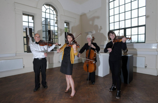 Trawden String Quartet