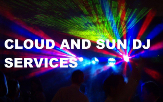 Cloud And Sun DJ services