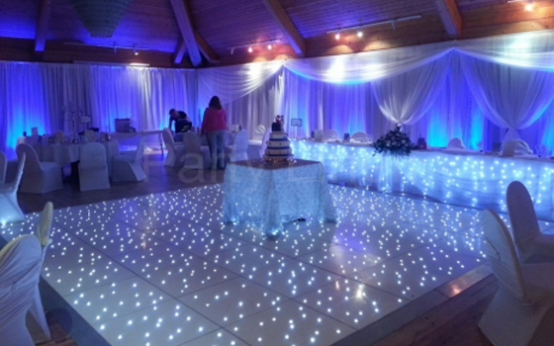 Starlight Dance Floor Northern Ireland