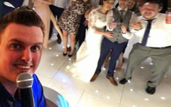 DJ Rory Cooke Wedding Services