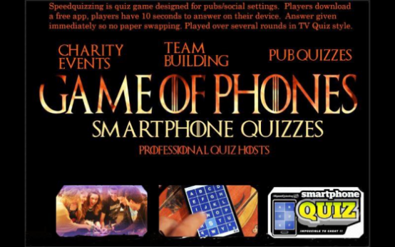 Game Of Phones  Smartphone Quizzes