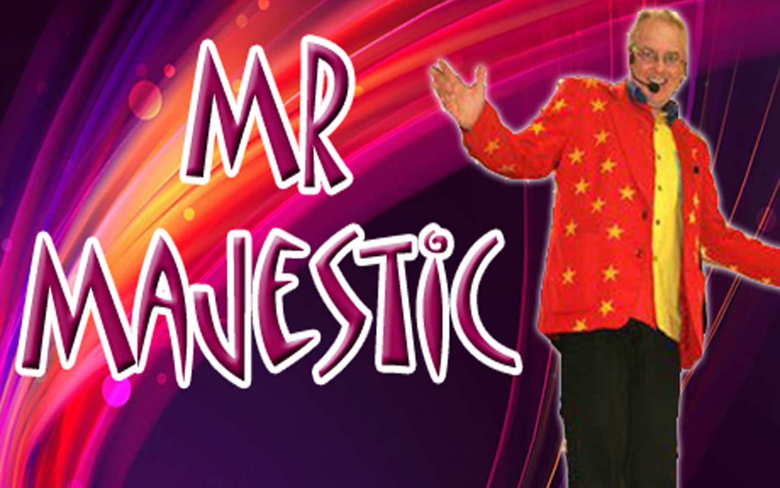 Mr Majestic - Kids Party Magician