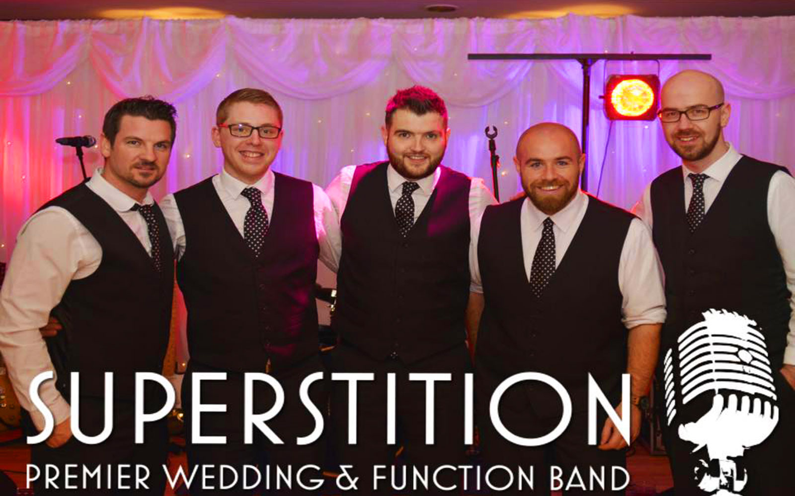 Superstition 5 Piece Band