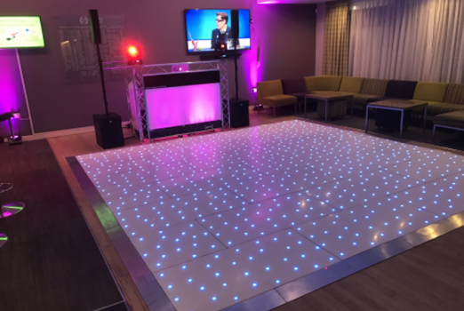 Stourbridge LED Dancefloors