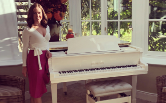 Janine Kinnear Wedding and Event Pianist