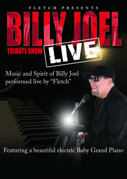 Billy Joel Live UK Tribute