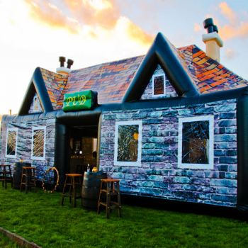 Inflatable Pub Hire Northern Ireland