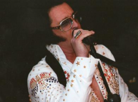 Elvin Priestley - Elvis Tribute