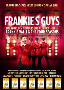 Frankie's Guys - The World's Number One Celebration of the Four Seasons