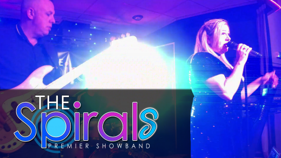 The Spirals - Premier Showband
