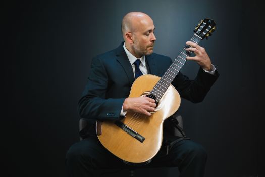 Stephen Anderson - Classical Guitarist