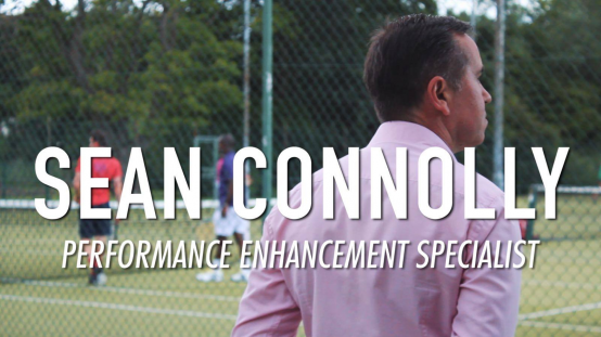 SEAN CONNOLLY  PERFORMANCE & LIFE COACH