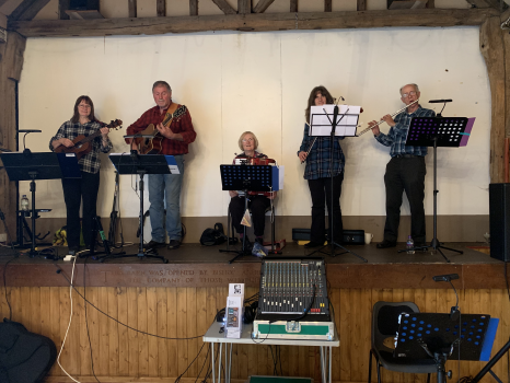 Rejigged Ceilidh Band