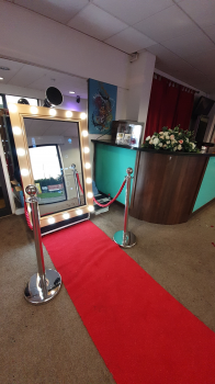 Magic Mirror For Hire