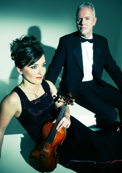 Fresh piano/violin duo