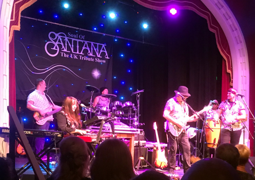 Soul of Santana ~ The UK Santana Tribute Show