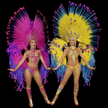 Brazilian Samba Dancers London
