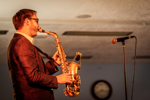 Matthew Smith Saxophonist