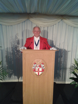 Professional Event and Wedding Toastmaster