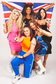 The Zig A Zig Ah's - Spice Girls Tribute