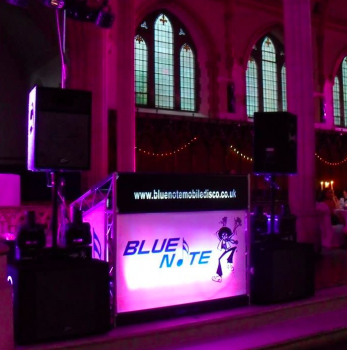 BLUE NOTE MOBILE DISCO