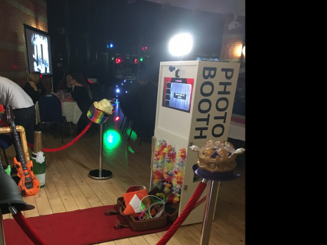 3 Hour Photo Booth Hire
