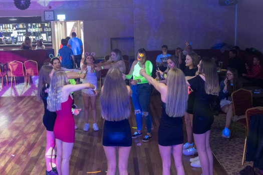 Kids' DJ Disco Party Package