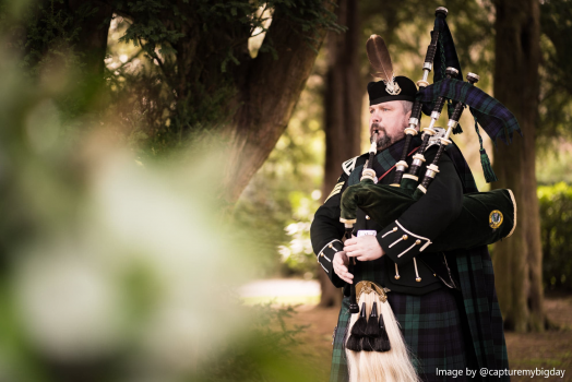 Andrew Brian - Highland Bagpiper
