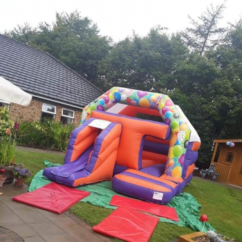 Sir Bounce a Lot Bouncy Castle Hire