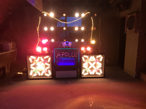 APOLLO Retro Roadshow