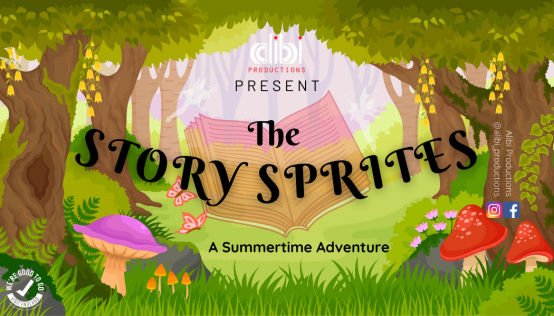 The Story Sprites - A Summertime Adventure