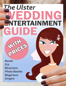 northern ireland wedding entertainment guide book