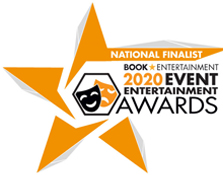 National event entertainment awards finalist