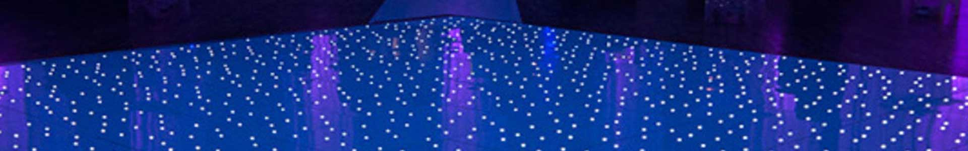 Starlight LED Dance Floor Perth and Kinross