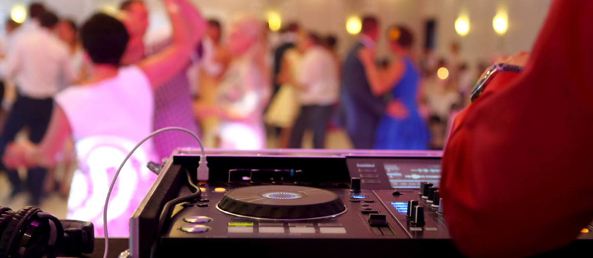 Wedding DJs Clacton